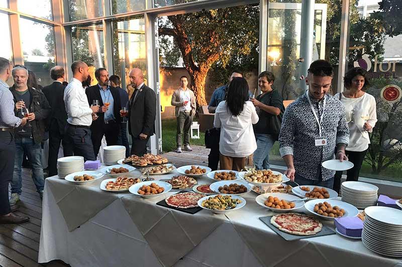 Evento clienti per il 25° Anniversario Aircargo Italia